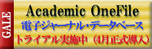 Academic OneFile(工)